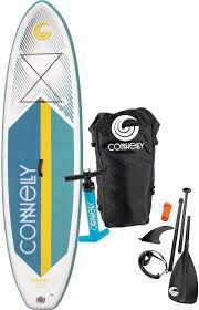 Connelly Odyssey 2.0 Inflatable Stand-Up Paddle Board Package for Sale in Everett, WA