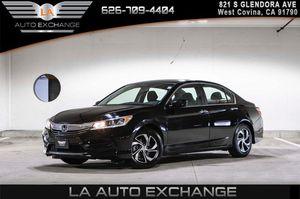 2016 Honda Accord Sedan for Sale in West Covina, CA
