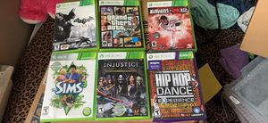 Xbox 360 game bundle for Sale in Lancaster, KY