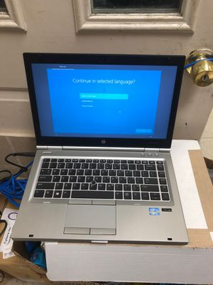 Hp elite laptop for Sale in Brooklyn, OH