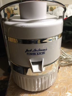 Power juice jack lannes for Sale in Chapel Hill, NC
