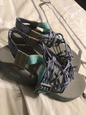 Chaco flip flops good conditions for Sale in Dallas, TX