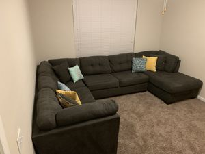 3pc sectional for Sale in Hendersonville, TN