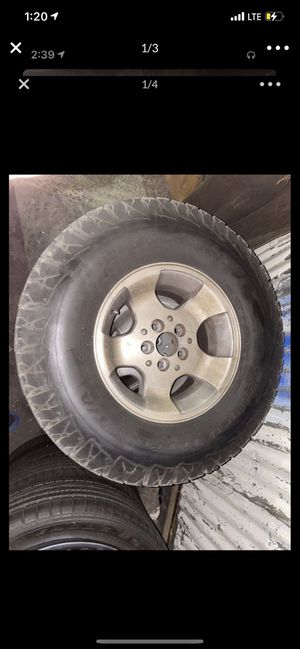Jeep Wrangler off-road wheels for Sale in Philadelphia, PA