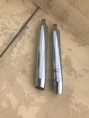 Harley Davidson motorcycle pipes. for Sale in Chula Vista, CA