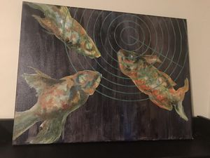Fish Painting for Sale in Boston, MA