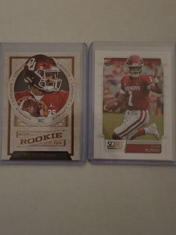 Kyler Murray Rookie Card -lot Of 2 for Sale in Normandy Park,  WA