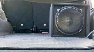 """CROSSFIRE BMF 12"""" SUB & Ported Box! for Sale in Tallmadge, OH"""
