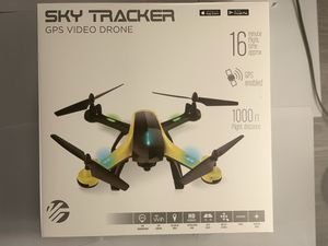 BRAND NEW!!! SKY TRACKER DRONE with GPS FOLLOW ME technology!! for Sale in Fullerton, CA