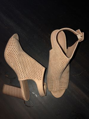 Peep toes Block heel from Maurices.- Size 10 for Sale in Leander, TX