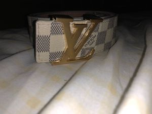 Louis Vuitton belt for Sale in Austin, TX