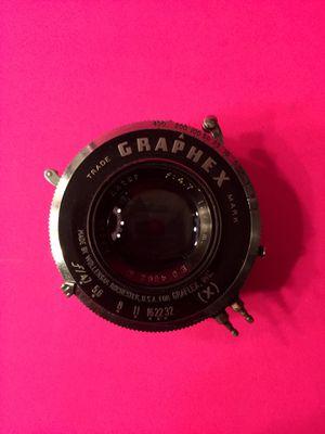 Graphex 127 mm 4.7 lens for Sale in Hialeah, FL
