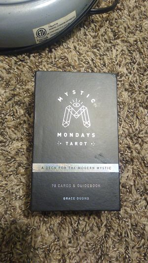 Mystic Mondays tarot for Sale in Maplewood, MN