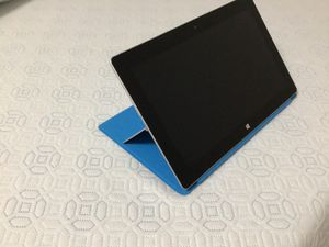 "Microsoft Surface 2 64GB 10.6"" Tablet Windows RT 8.1 with Microsoft Touch Keyboard - Blue for Sale in Fort Worth, TX"