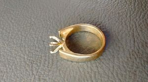 14k women's ring missing stone for Sale in San Francisco, CA