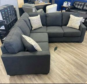 🍻$39 Down Payment 💥 Alenya Charcoal LAF Sectional 252 for Sale in Jessup, MD