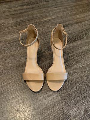 Women's Nude Heels - size 8, Kelly & Katy brand for Sale in Tampa, FL