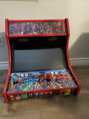 Bartop arcade with 9000 games. for Sale in Riverside, CA