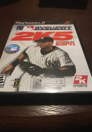 MLB 2K5 PS2 for Sale in Kissimmee, FL