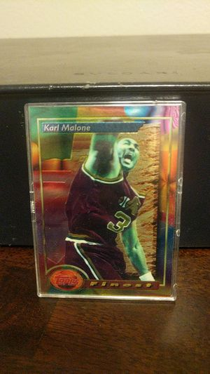 Topps Finest - Karl Malone for Sale in West Hills, CA