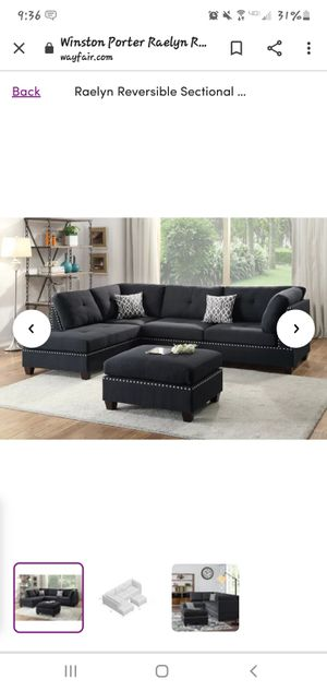 Sectional Couches with Ottoman for Sale in Delano, CA