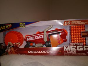 Nerf Gun Megalodon for Sale in Houston, TX