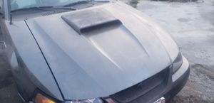 Mustang gt hood with scoop 99-04 for Sale in San Jose, CA