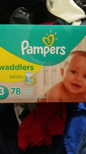 Pampers diapers for Sale in Portland, OR