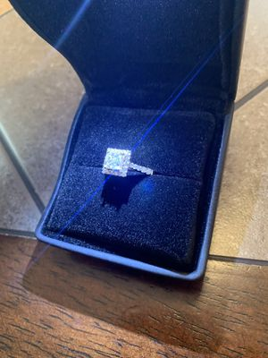 Wedding ring 1 carat 1/4... 14 carat gold ring for Sale in Reynoldsburg, OH