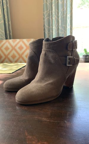 Crown Vintage women's 7.5M boots, used once for Sale in Denver, CO