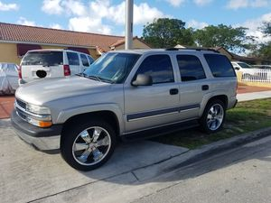 2004 Chevy Tahoe for Sale in Hialeah, FL