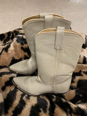 Leather-Women's Cowboy Boots for Sale in Cape Coral, FL