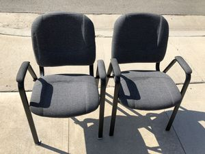 2 x Office Chairs - Excellent Condition for Sale in Orange, CA