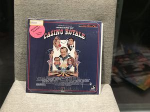 Lazer videodisc brand new condition. I have a really nice collection of classic movies on top quality laser video disk. I also have the Pioneer laser for Sale in Newport Beach, CA
