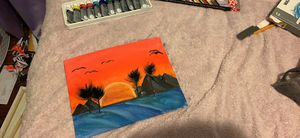 Sunset breeze for Sale in Grosse Pointe Park, MI