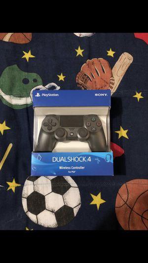 Brand New Steel Black Dualshock 4 Controller!! for Sale in Dallas, TX