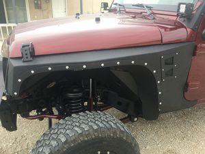 Smittybilt XRC front armor fenders for Sale in Jurupa Valley, CA