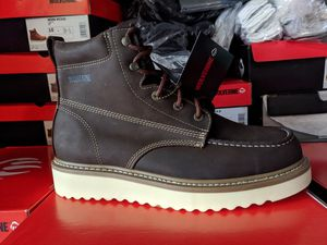 Wolverine Boots size 9 non steel toe NEW for Sale in Riverside, CA