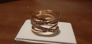 New Fashion CZ Ladies Wrap Ring. for Sale in Pawtucket, RI