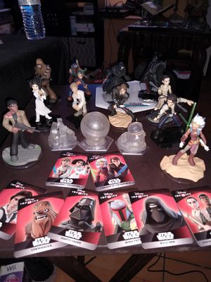 PlayStation Disney infinity star wars set for Sale in San Diego, CA