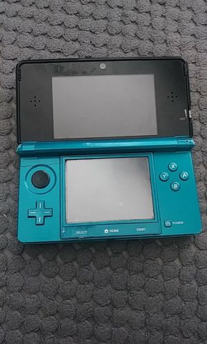Damged Nintendo 3ds (Works) for Sale in Richmond, CA