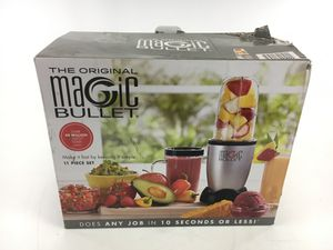 Magic Bullet 11 Piece Blender Set New for Sale in Independence, OH