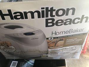 Bread maker machine for Sale in Del Mar, CA