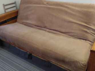 Coil Spring Futon And Frame for Sale in Seattle,  WA
