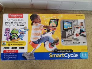 Computer - Fisher Price Smart Cycle New for Sale in Traer, IA