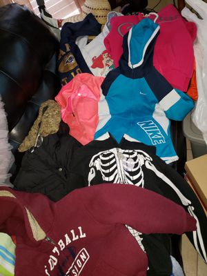 Lot of size 7/8 kids clothes for Sale in Moreno Valley, CA
