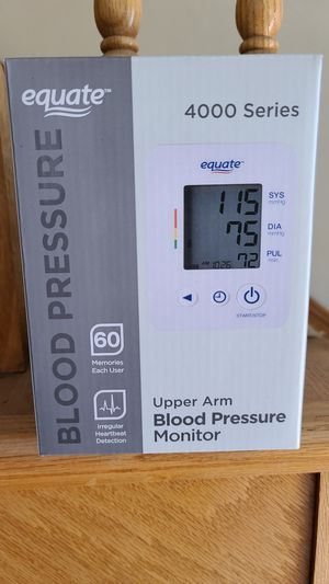 Blood pressure monitor for Sale in Torrance, CA