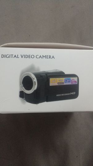 Mini HD digital camera, brand new in box never used, does need SD card to save video on for Sale in Pompano Beach, FL