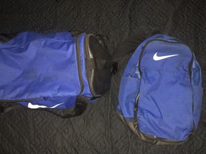 Nike Duffle/Backpack set for Sale in Los Angeles, CA