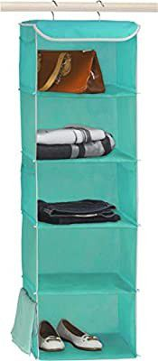 5 Shelves Hanging Closet Organizer for Sale in Los Angeles, CA